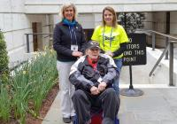 Clear Path for Veterans Honor Flight
